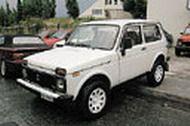 Lada Niva  4x4 και SUV