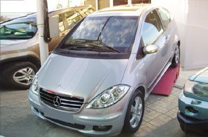 Mercedes Benz A200 AVANTGARDE, Κουπέ