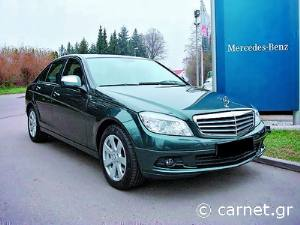 Mercedes Benz C 200 Πολυτελή