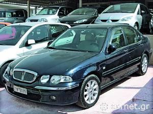Rover 45  Οικογενειακά