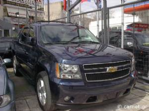 Chevrolet Avalanche Pick-up 4x4 και SUV