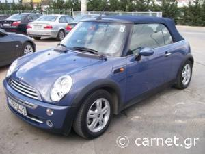 Mini Cooper  Cabrio/roadster