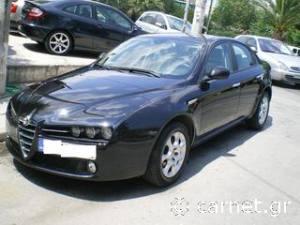 Alfa Romeo Alpha 159  Οικογενειακά