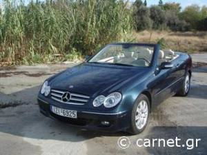 Mercedes Benz CLK  Cabrio/roadster