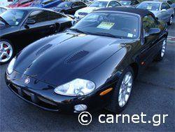 Jaguar XK R TYPE Cabrio/roadster