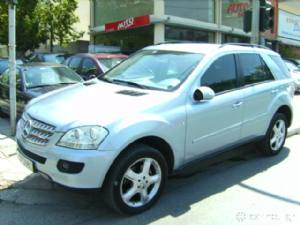 Mercedes Benz ML 350 SPORT PUCKET F1 4x4 και SUV