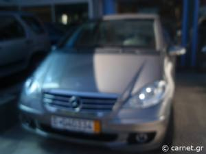 Mercedes Benz A 150 Κουπέ
