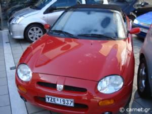 Rover MG CABRIO Κουπέ