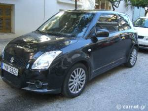 Suzuki Swift  Sport/coupe