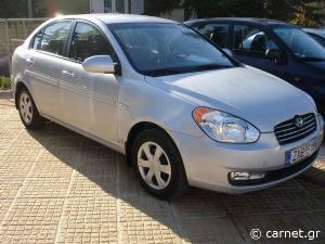 Hyundai Accent  Οικογενειακά