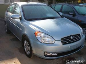 Hyundai Accent ΑΥΤΟΜΑΤΟ  Οικογενειακά