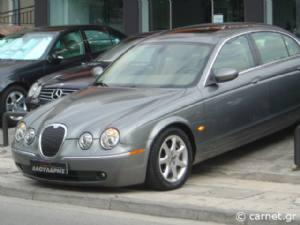 Jaguar S-Type Ελληνικης Αντιπροσωπειας Πολυτελή